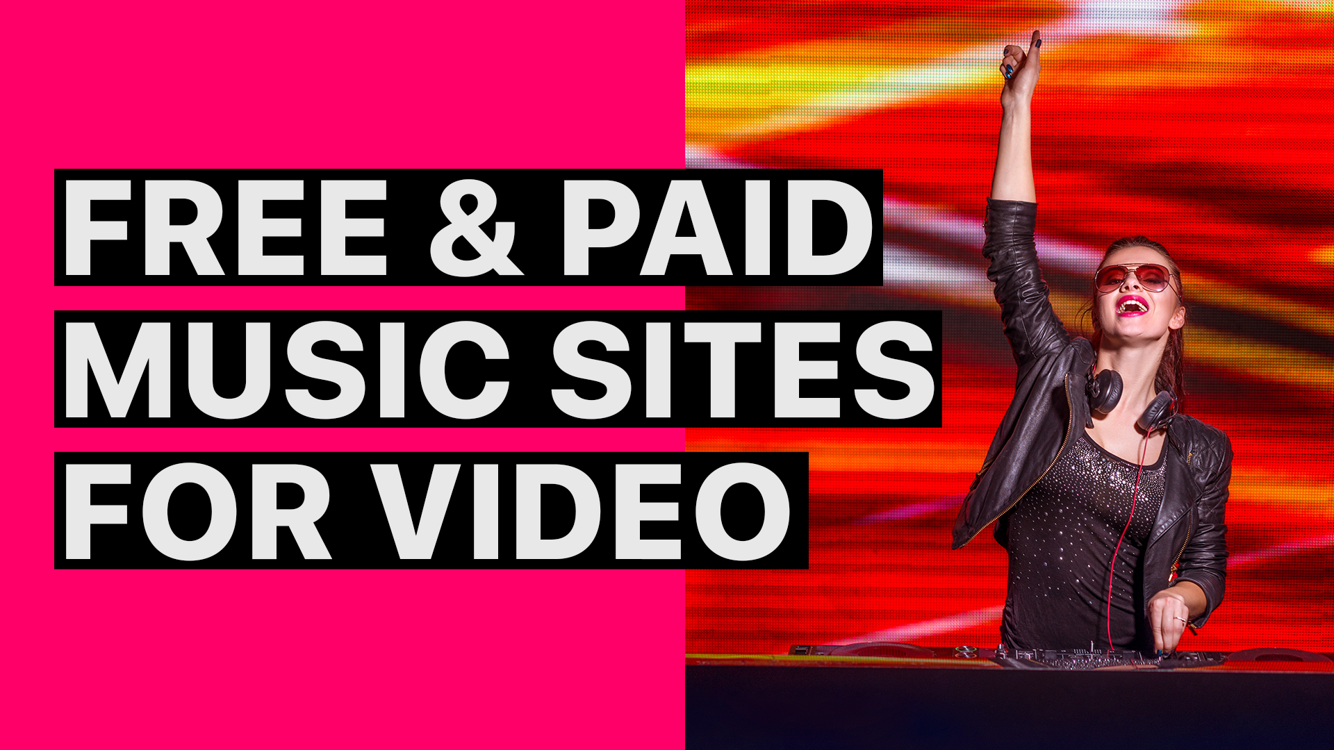 5 Places to Score the Best Royalty Free Music For Videos