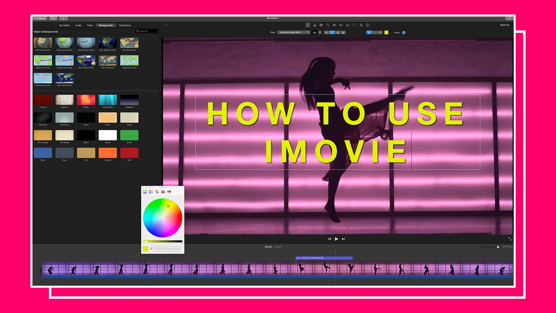 How to Use iMovie for Your Social Media Content