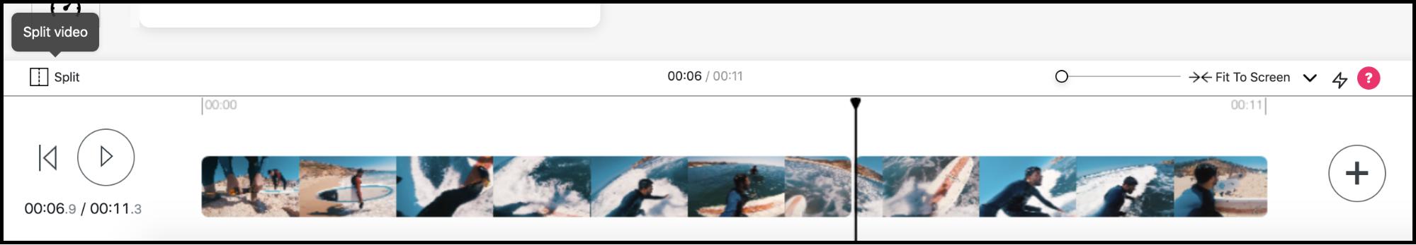 online video splitter