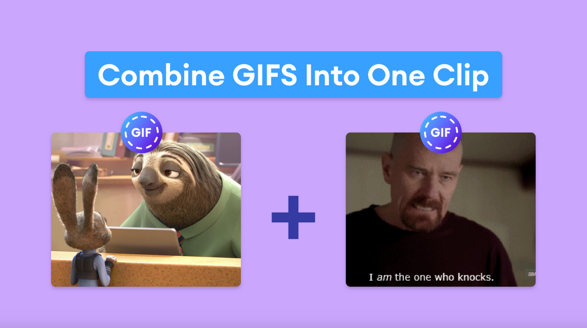 How To Combine GIFs Online for Free In Under 60 Seconds