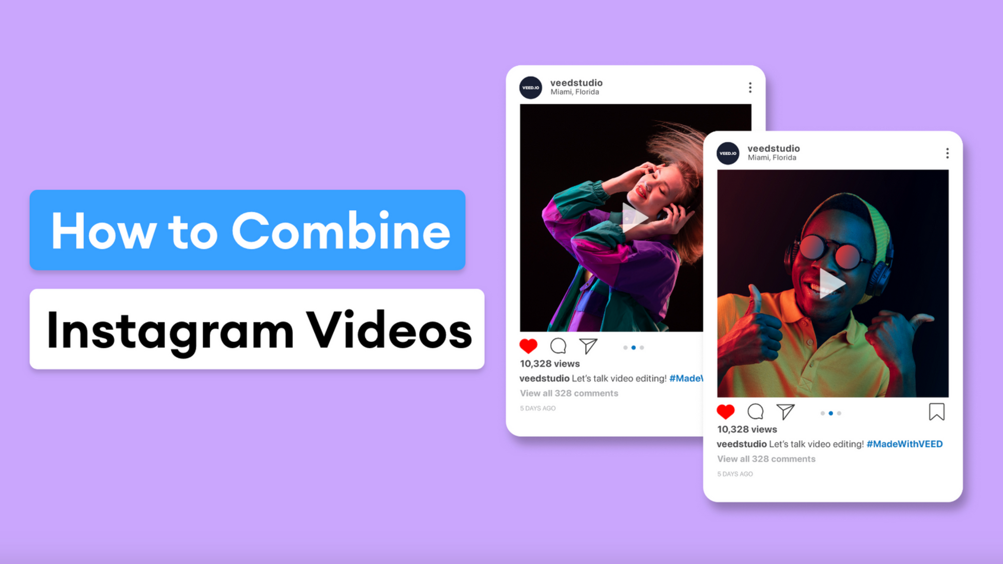How To Combine Instagram Videos In Seconds