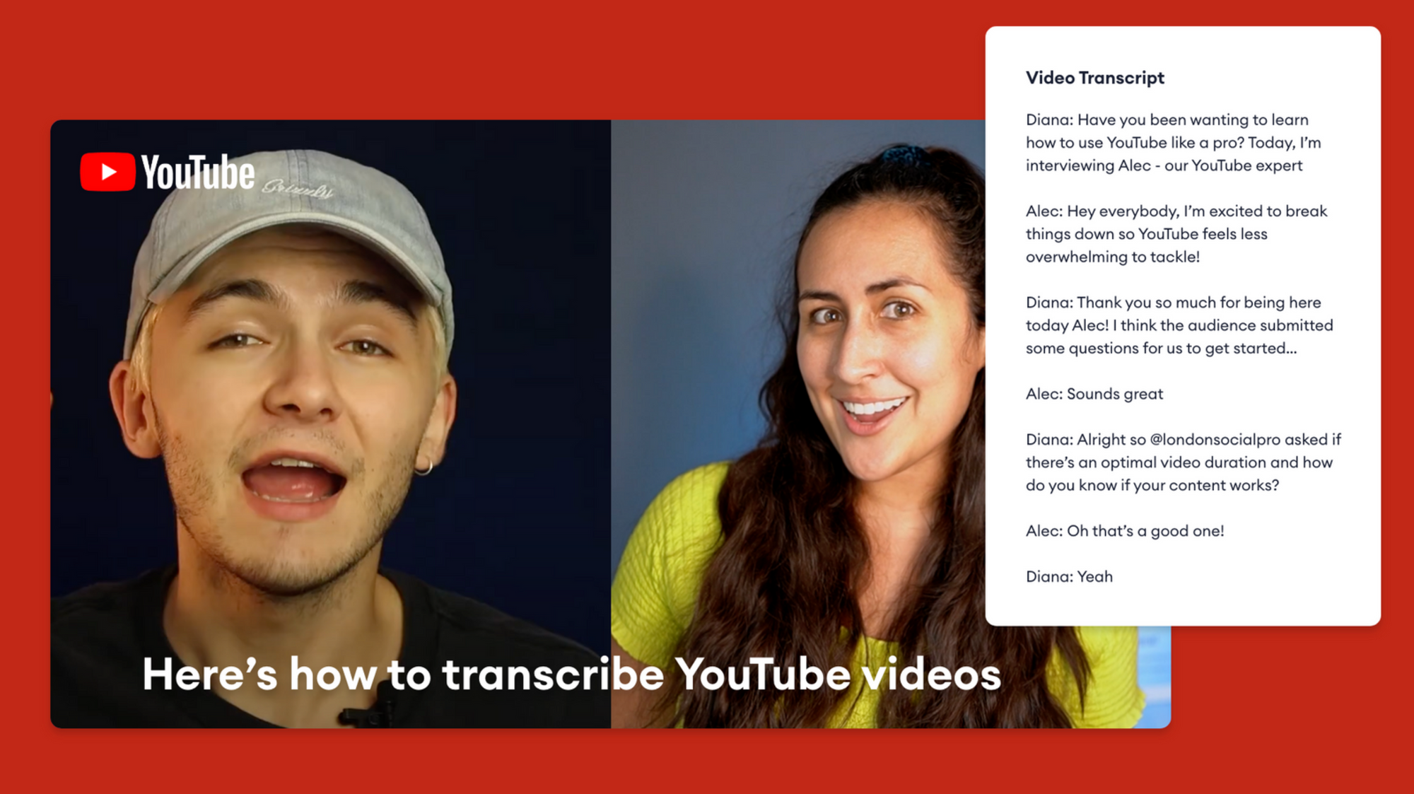 How To Automatically Transcribe YouTube Video (Quick And Easy)