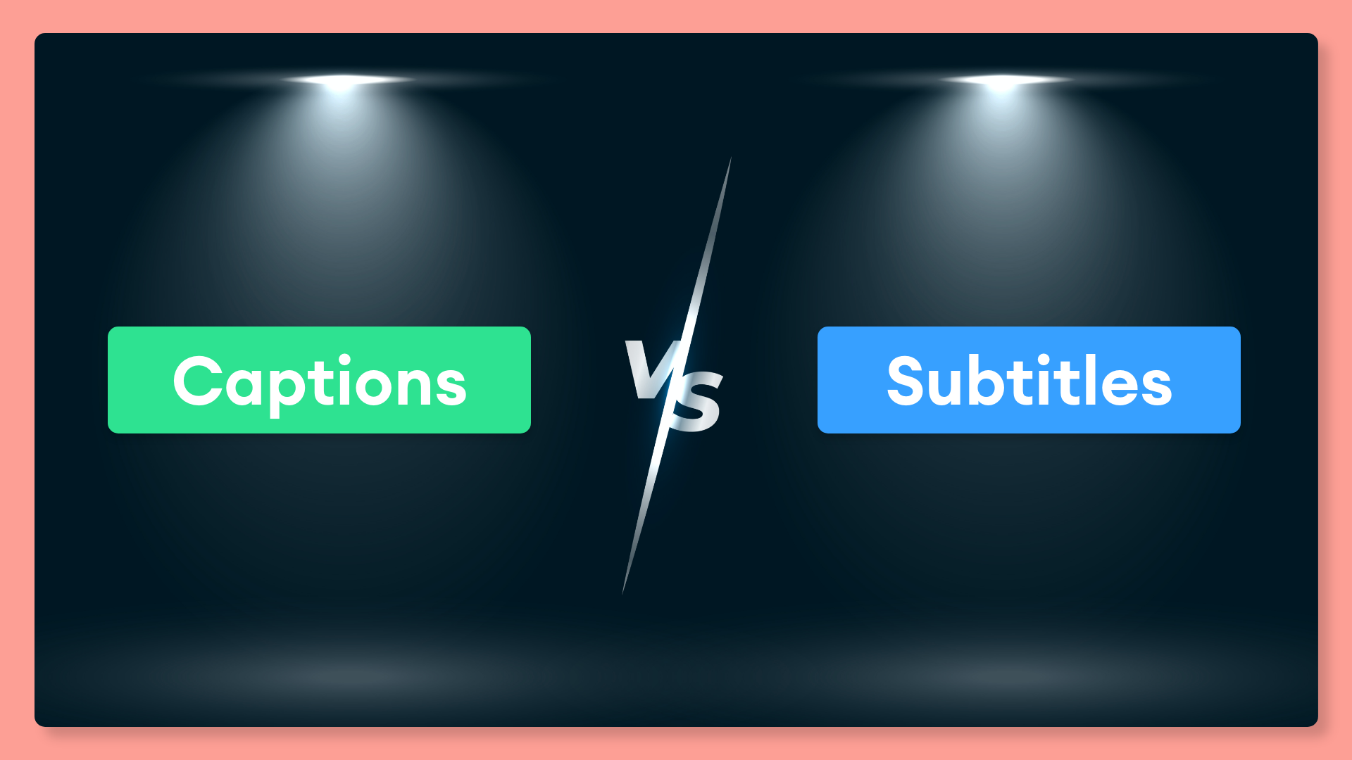 Captions vs Subtitles: Everything You Need To Know